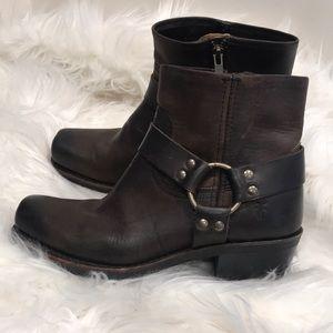 🎉Frye Harness Boots Size 8   ❤️Like New❤️
